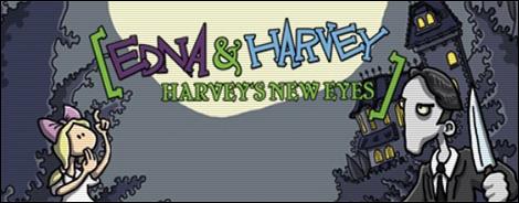 Рецензия на Edna & Harvey: Harvey's New Eyes
