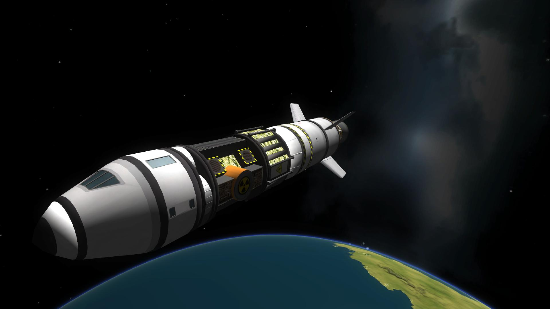 Обзор на игру Kerbal Space Program