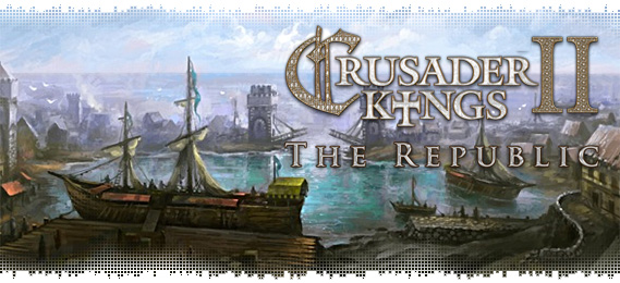 Рецензия на Crusader Kings 2: The Republic
