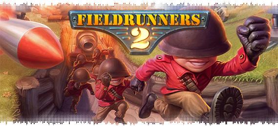 Рецензия на Fieldrunners 2