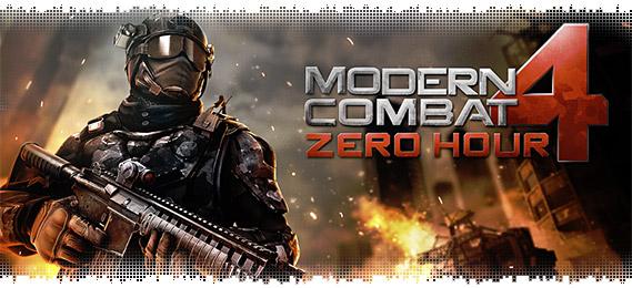 Рецензия на Modern Combat 4: Zero Hour