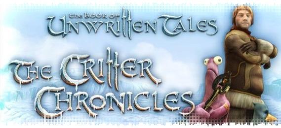 Рецензия на The Book of Unwritten Tales: The Critter Chronicles