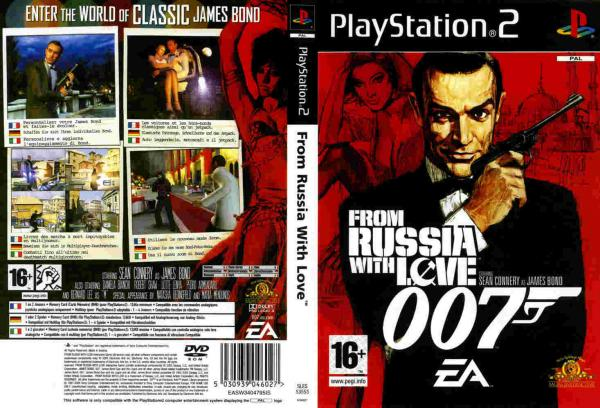 Обзор игры 007: From Russia with Love [PS2]