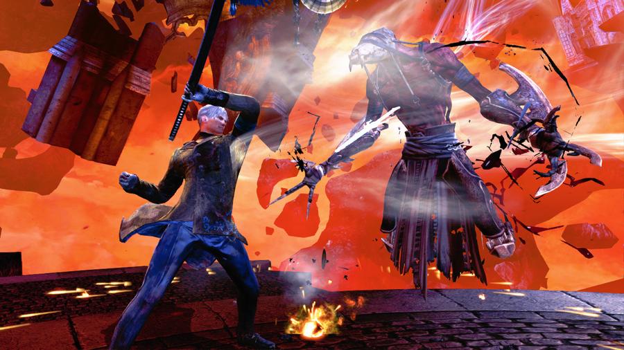"Обзор на ""DMC: Devil May Cry 2013"""