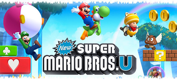 Рецензия на New Super Mario Bros. U