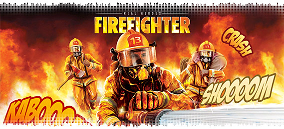 Рецензия на Real Heroes: Firefighter