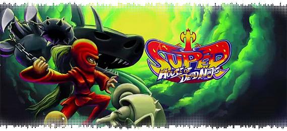 Рецензия на Super House of Dead Ninjas