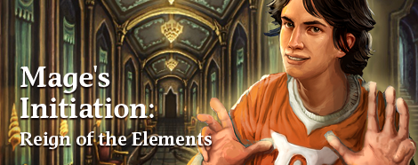 Превью о игре Mage's Initiation: Reign of the Elements