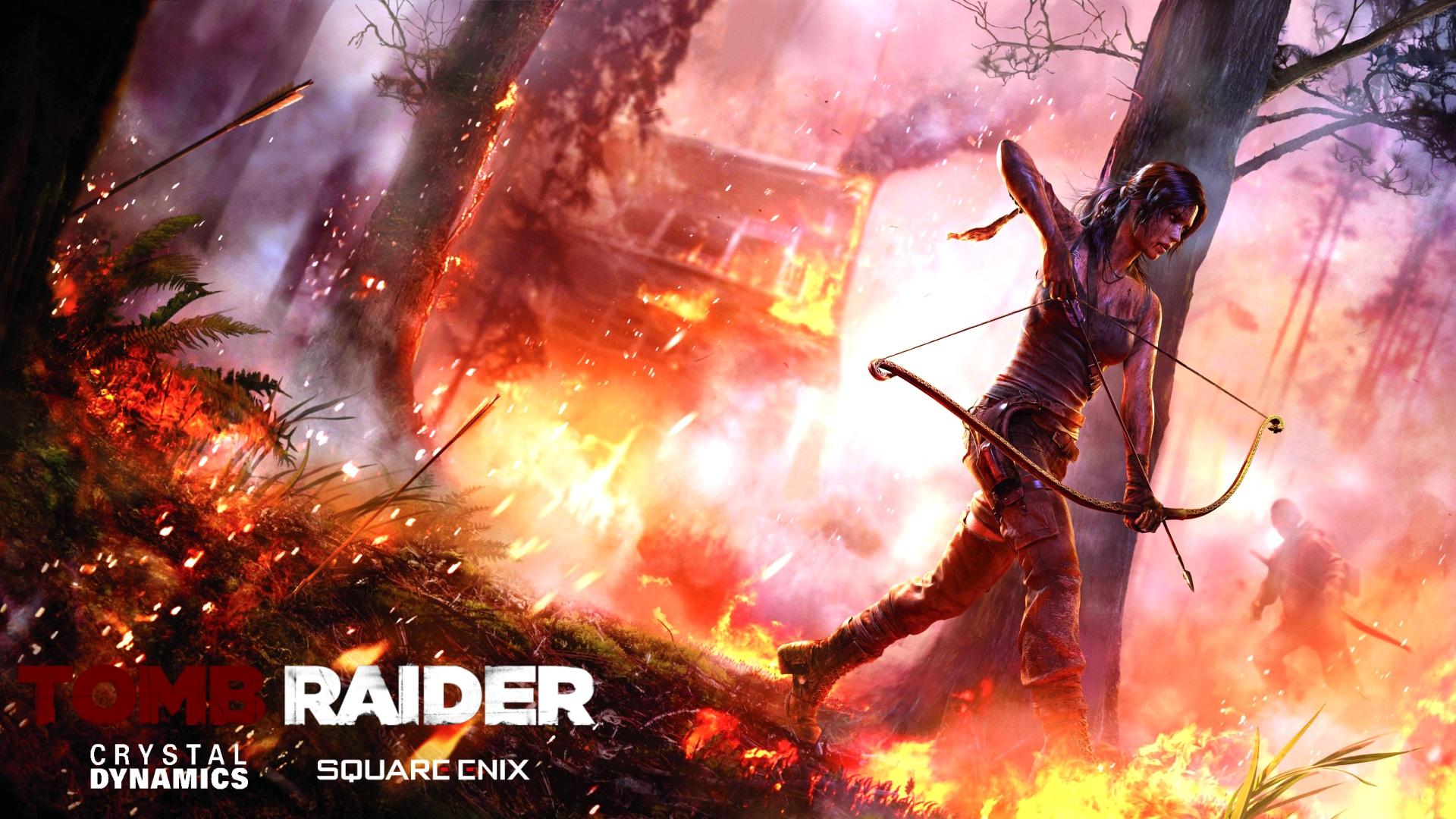 Прохождение к игре Tomb Raider (2013)