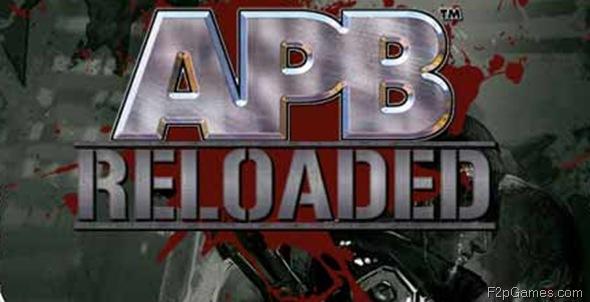 APB:Reloaded login theme