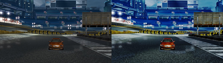 """NFS Underground 2 """"ENBseries 2.0 by Kobalt"""""""