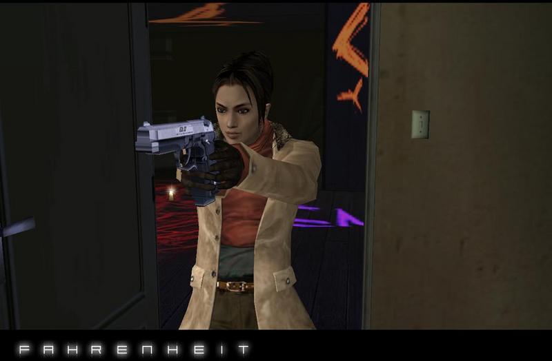 Игра фаренгейт сексуальные сцены в игре картинки сцен