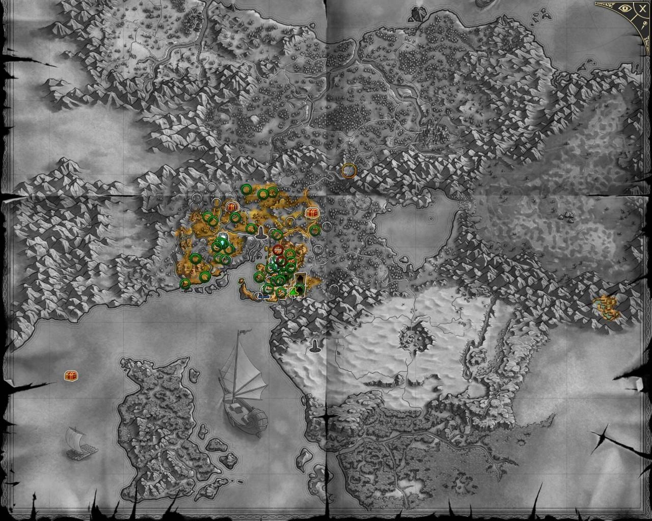 Underworld скриншоты