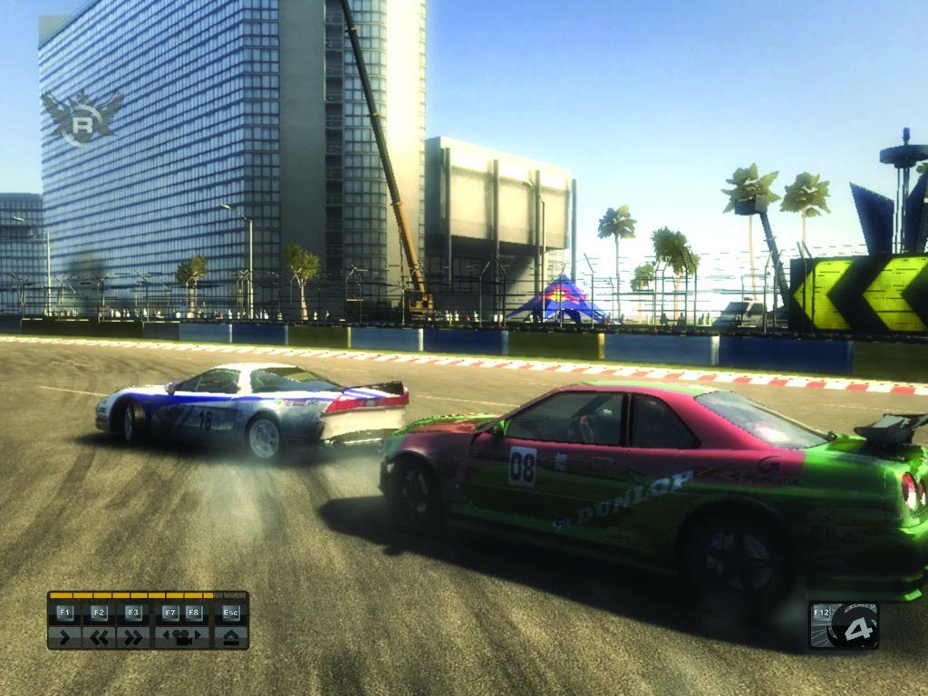 Игра: race driver grid жанр: симулятор
