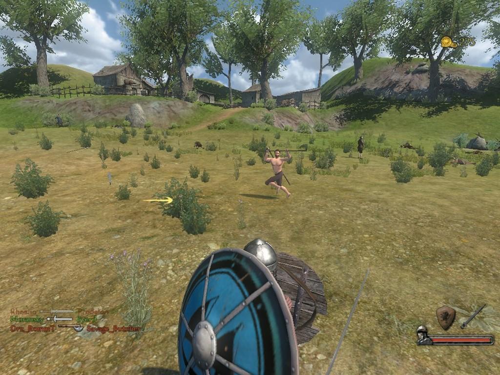 Как сделать своё королевство в mount and blade 251