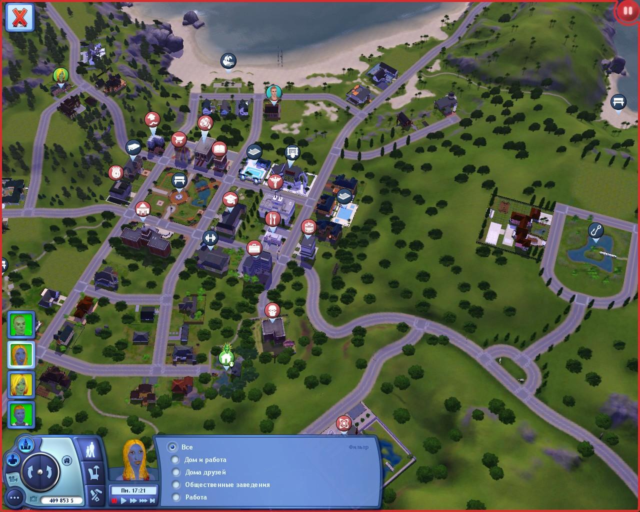 """Как создавать свой город в """"Симс 3"""" без проблем?"""
