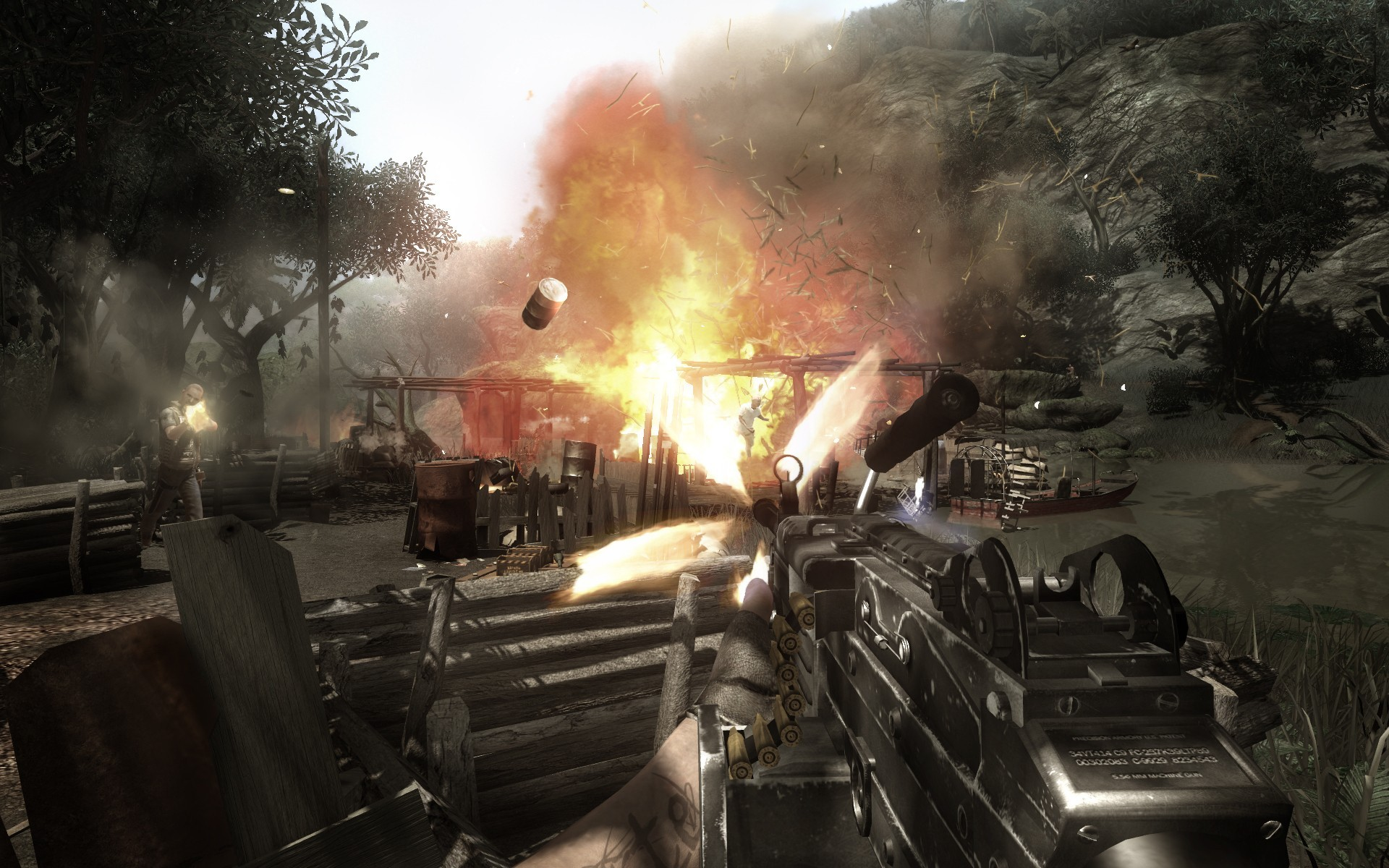 Far Cry 2. 3480.
