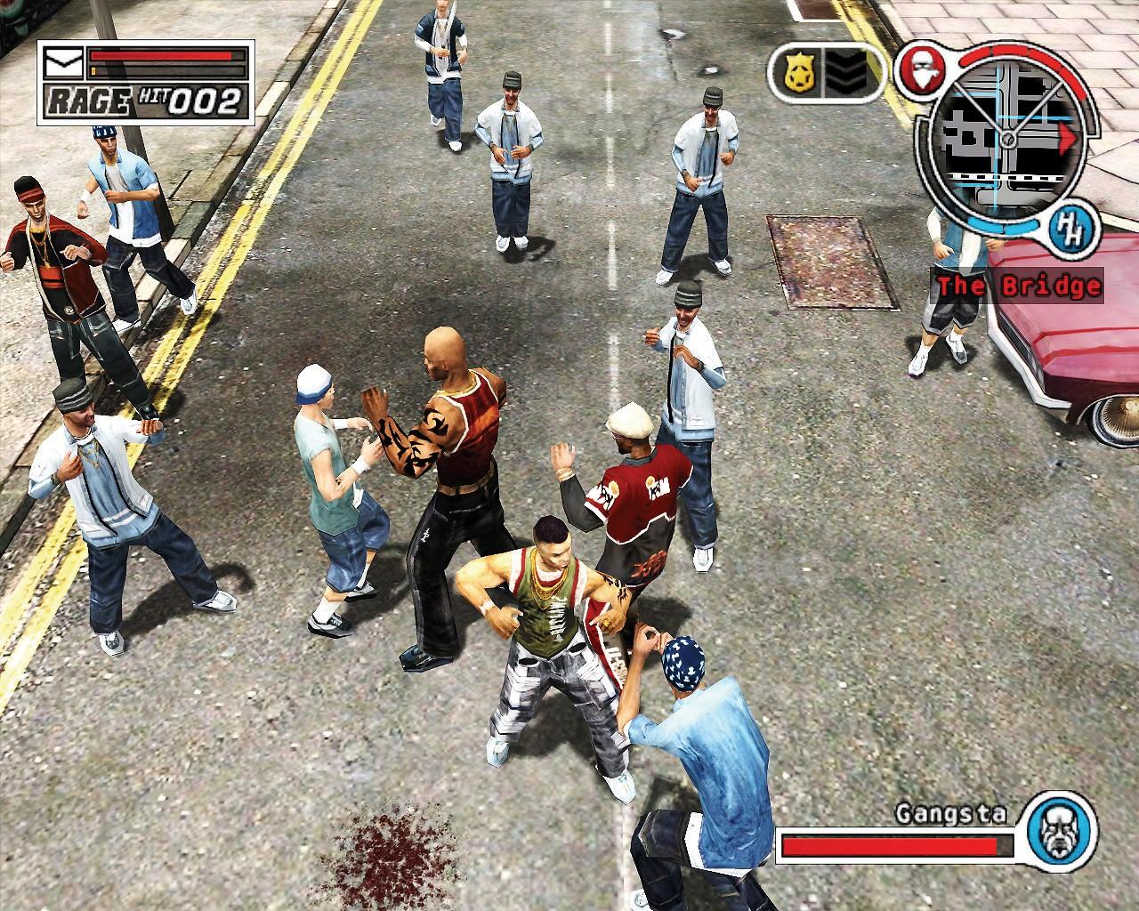 игры на пк про банды показывает только просмотры