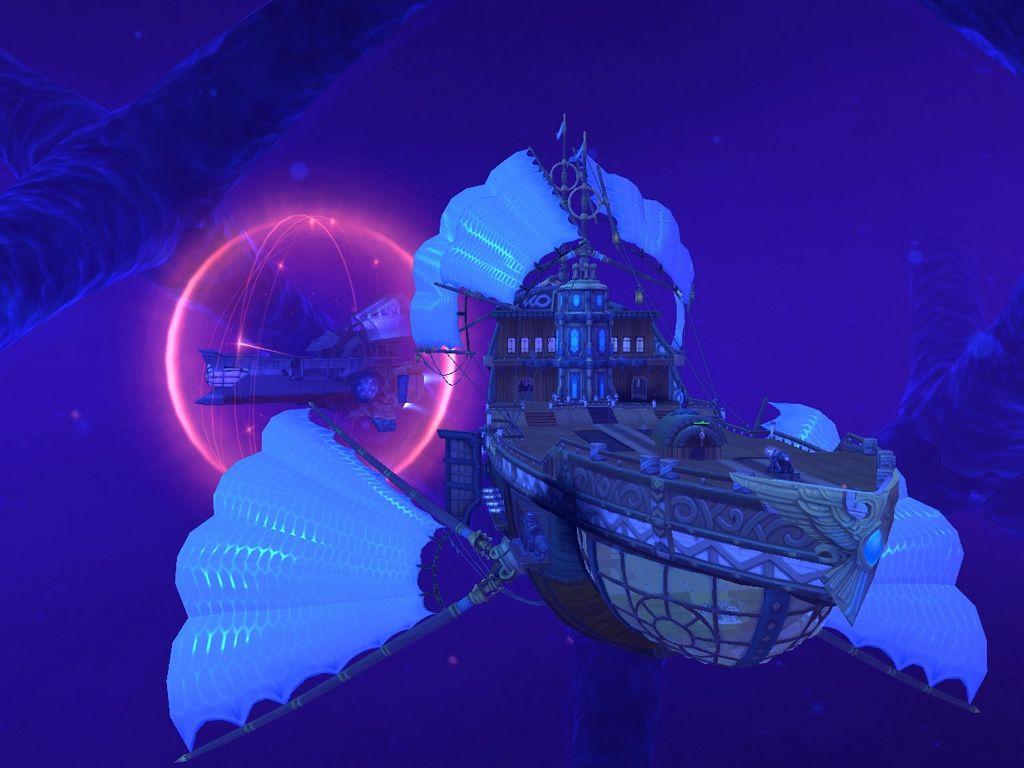 аллоды корабль фото