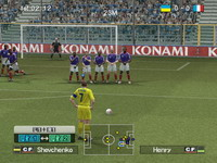 Pro Evolution Soccer 6     скриншот, 142KB