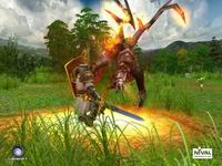 Герои меча и магии 5, скриншот, 120KB