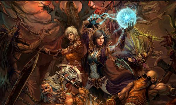 Diablo 3 как сделать героя сезонным