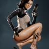 Концепты персонажей из Mass Effect 2