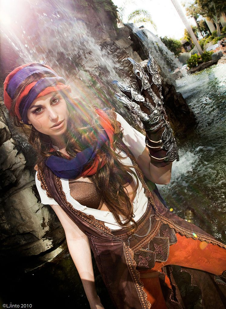 Потрясающий косплей по мотивам Prince of Persia