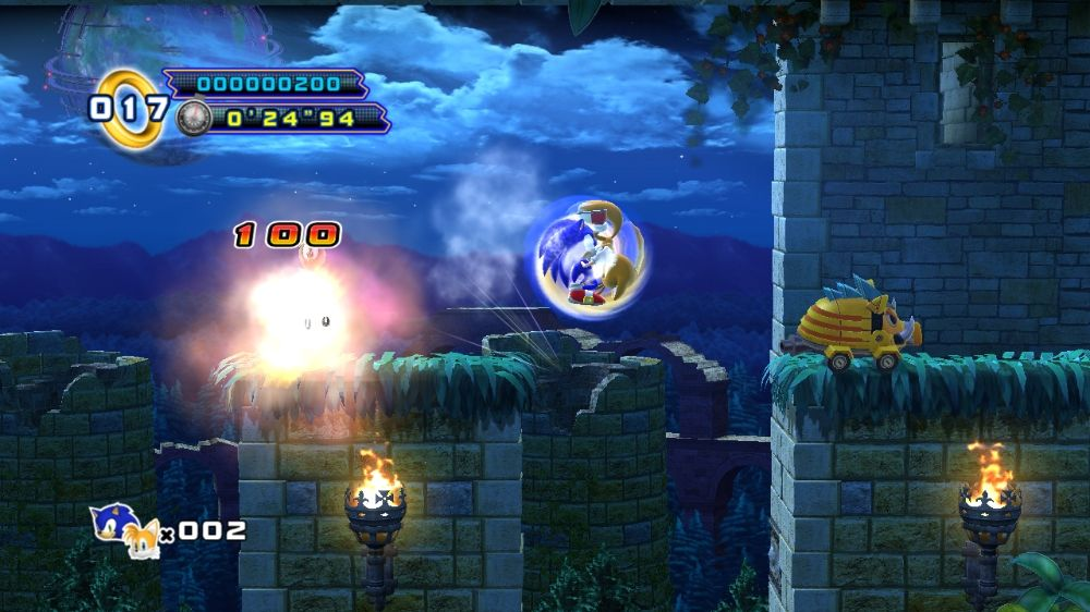 Sonic the Hedgehog 4: Episode 2