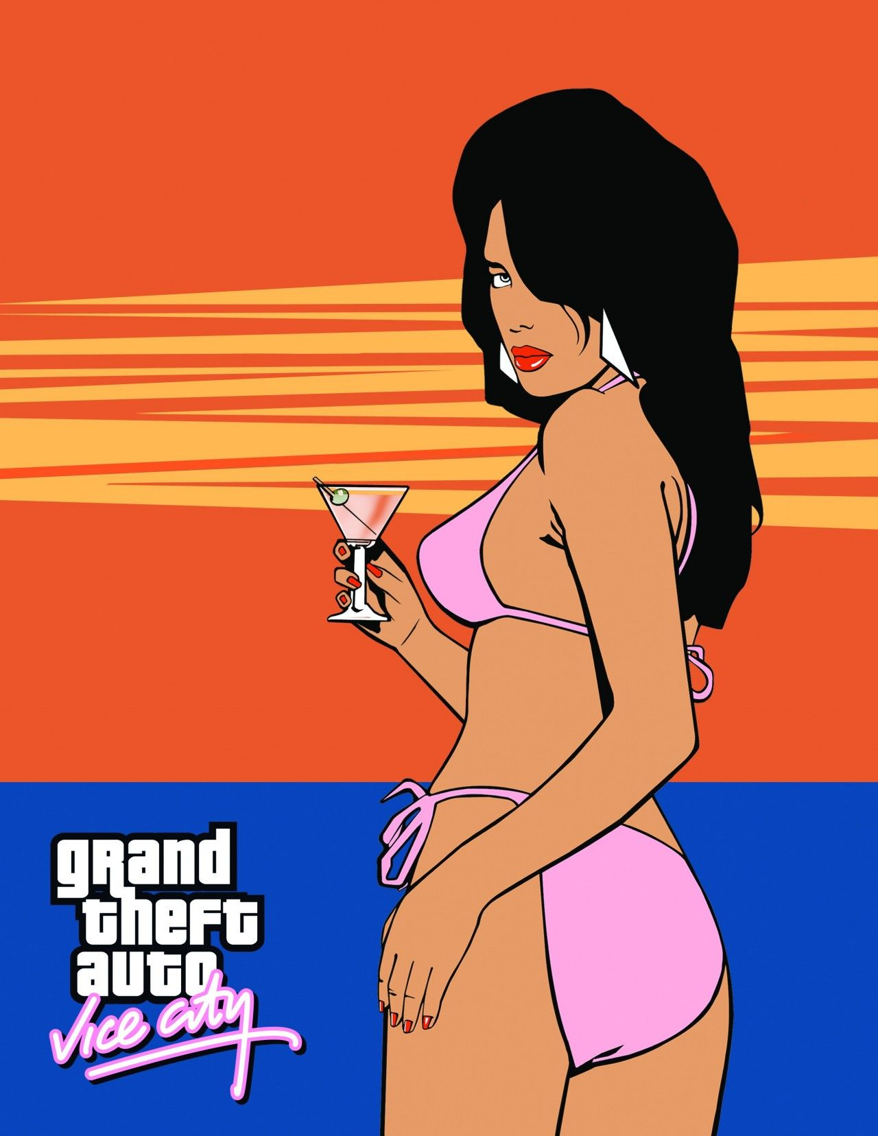 Animate xxx of vice city game free  anime woman