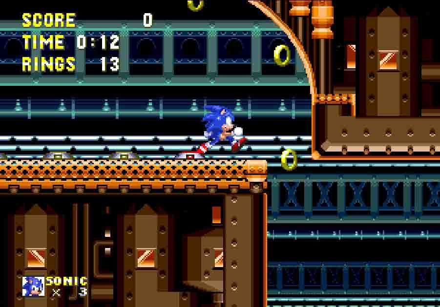 Sonic & Knukles Jk.fox edition (final version)