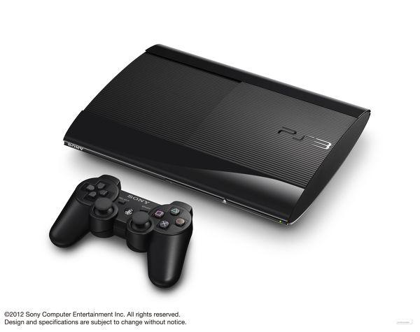 PS 3 Super Slim