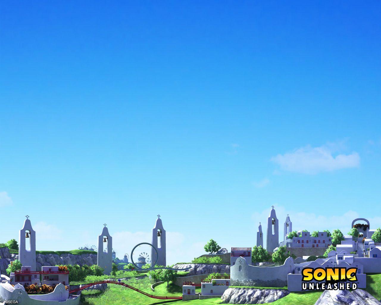Sonic World Adventure