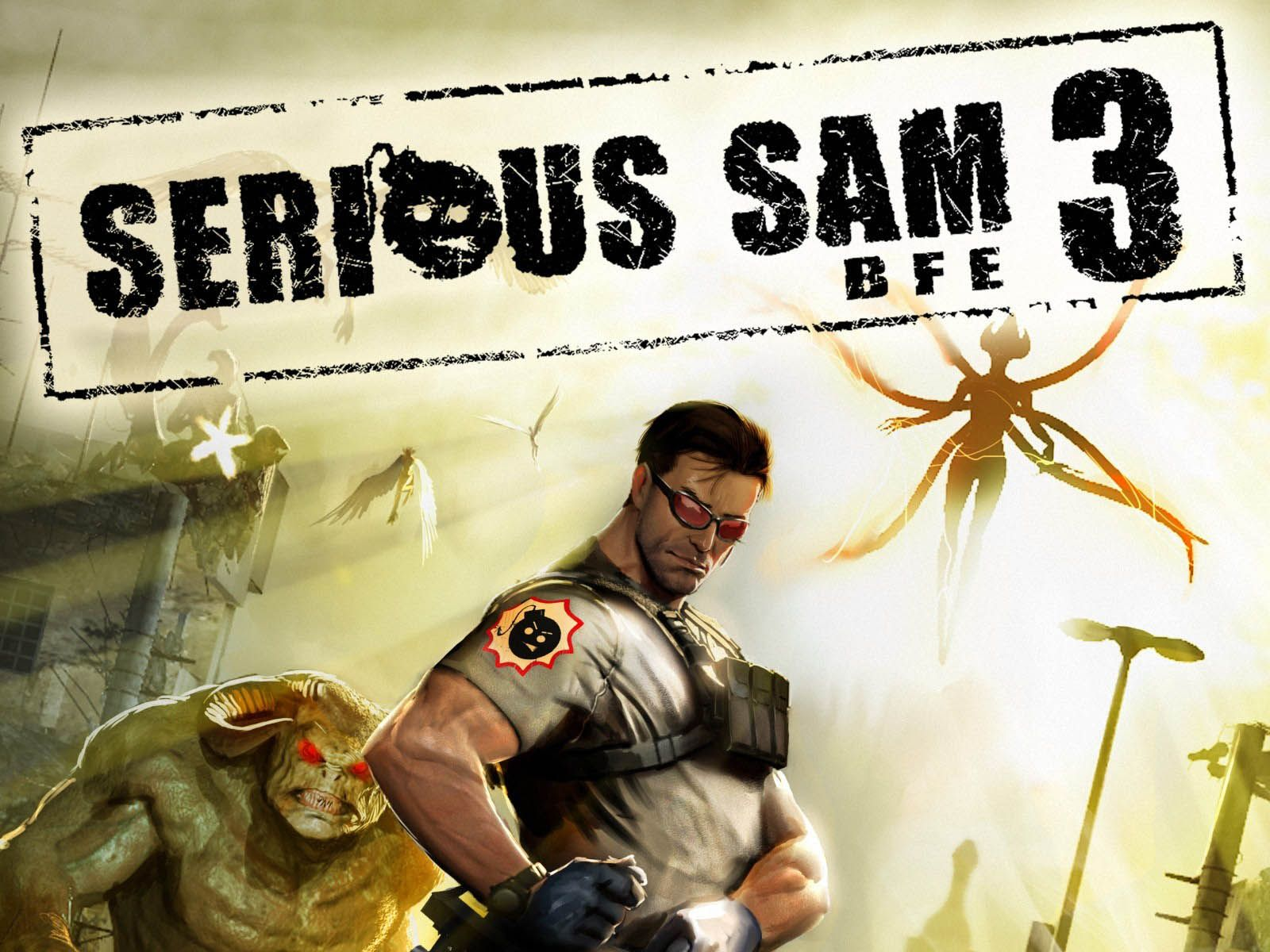 Serious Sam 3: Before First Encounter