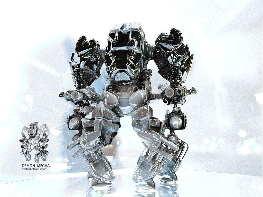 Обои роботов