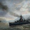 Нажмите для просмотра Первые скриншоты кораблей из игры World of Warships