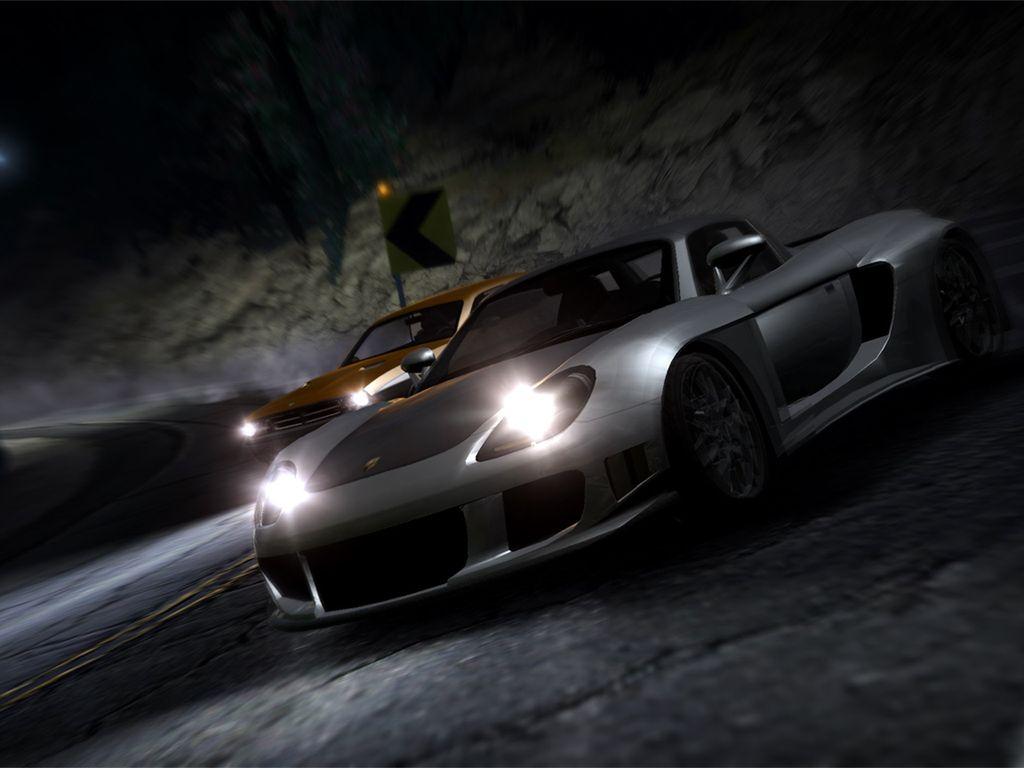 Обои из серии игр Need For Speed