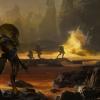Первые арты игры Destiny