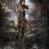 Фан арт к Tomb Raider