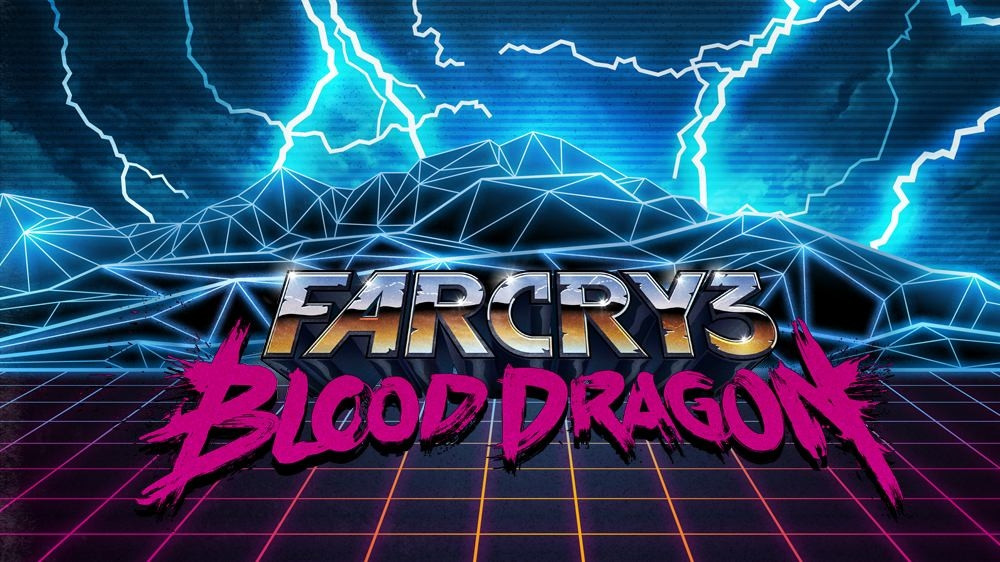 Скриншоты Far Cry 3: Blood Dragon