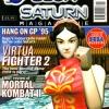 Official Sega Saturn Magazine
