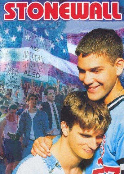 Stonewall1995.jpg - Стоунволл / Stonewall (1995) - Тематические фильмы и се