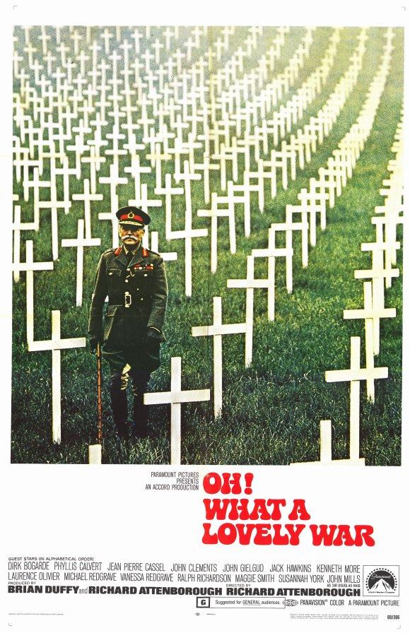 О что за чудесная война 1969  кинопоиск