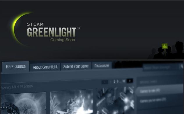 Steam Greenlight были одобрены ещё 13 игр