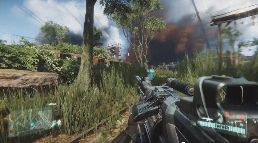 EA радует нас ещё одним трейлером Crysis 3