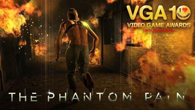 The Phantom Pain - Альтернативный трейлер