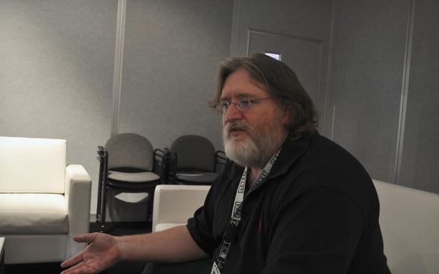 Гейб Ньюэлл разочаровался в Windows 8