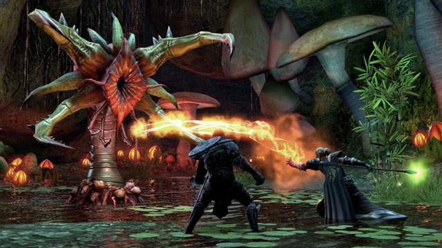 Дневник разработчиков The Elder Scrolls Online