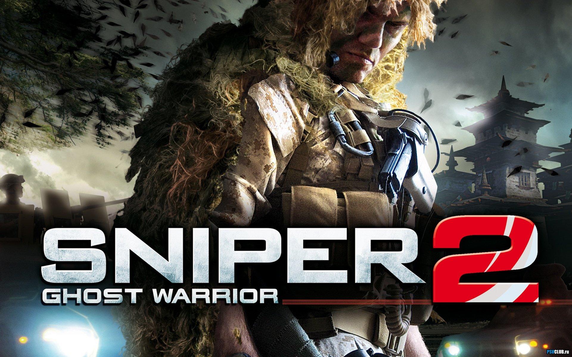 Трейлер игры «Снайпер. Воин-призрак 2»