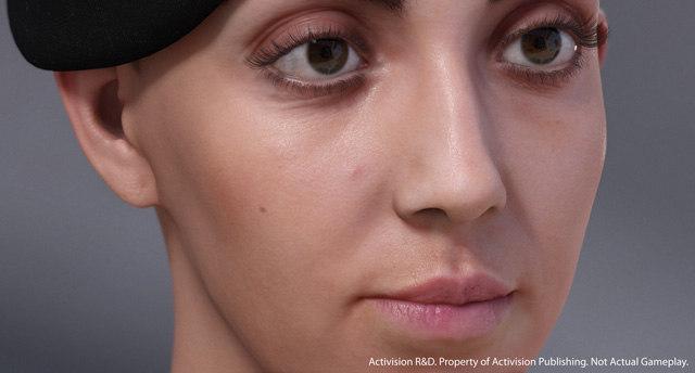 Компания Activision представили собственную технологию анимации персонажей